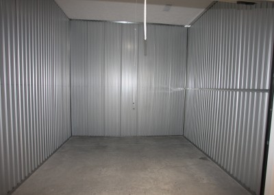 One of our many outdoor self storage units.